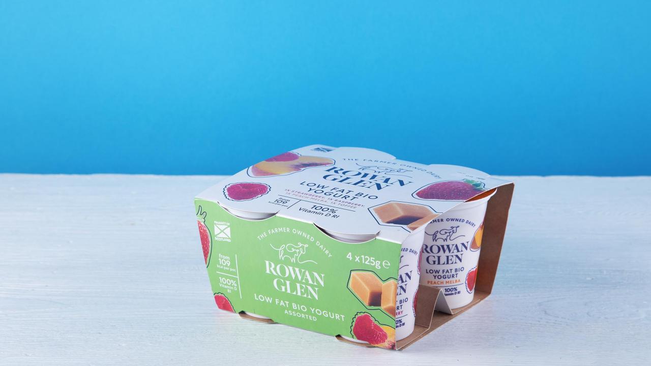 Rowan Glen Yoghurts