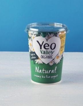 Yeo Valley Natural Yogurt