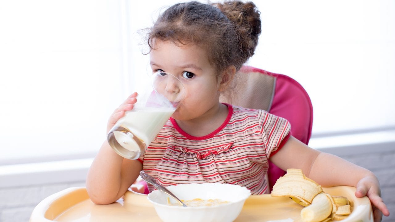 The Best Lactose Free Milk for Babies and Children