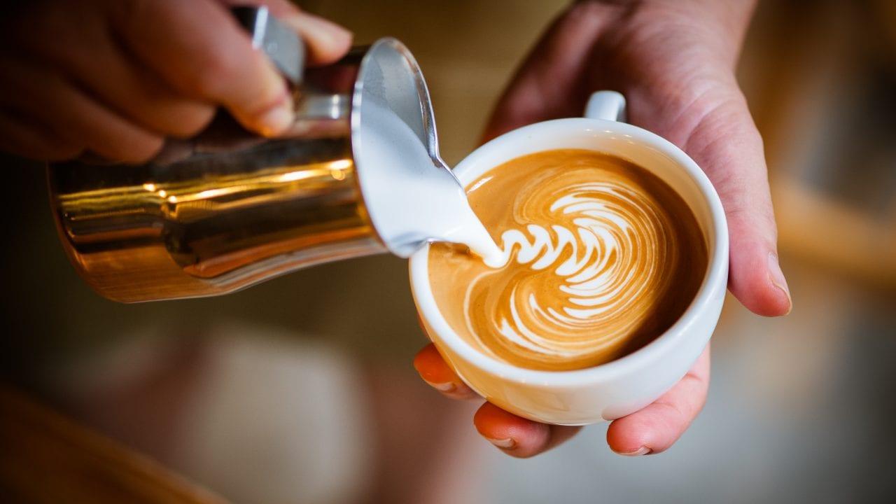 The Best Milk Alternative for a Latte