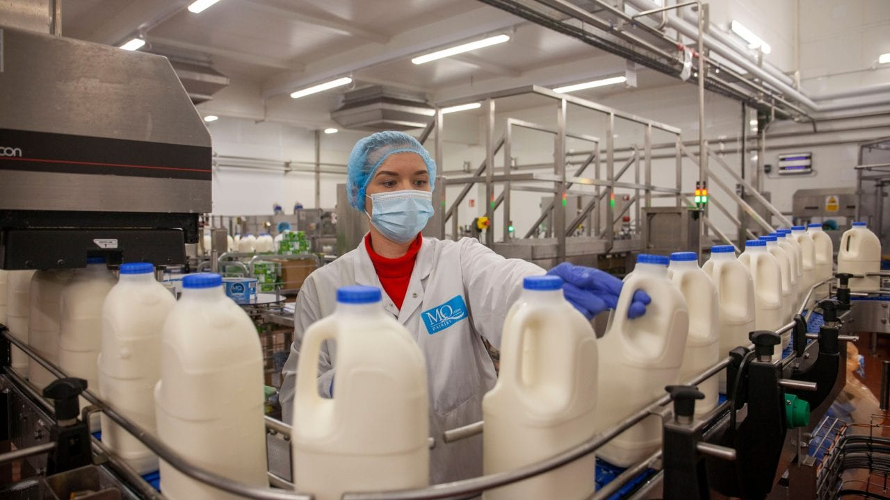 East Kilbride Dairy are on the hunt for some new team members!